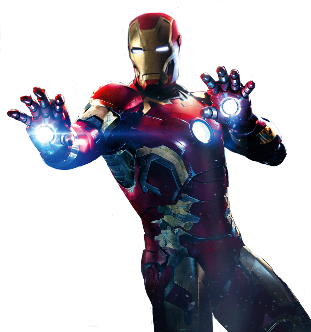 Iron Man Png Clipart PNG Image - Man HD PNG
