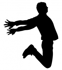 Links PlusPng.com  - Man Jumping For Joy PNG