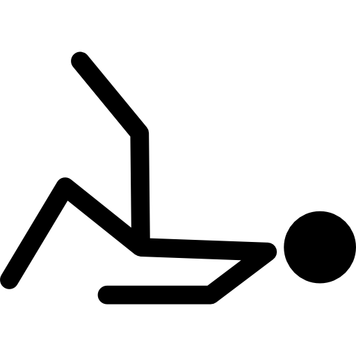 Man Lying Down PNG