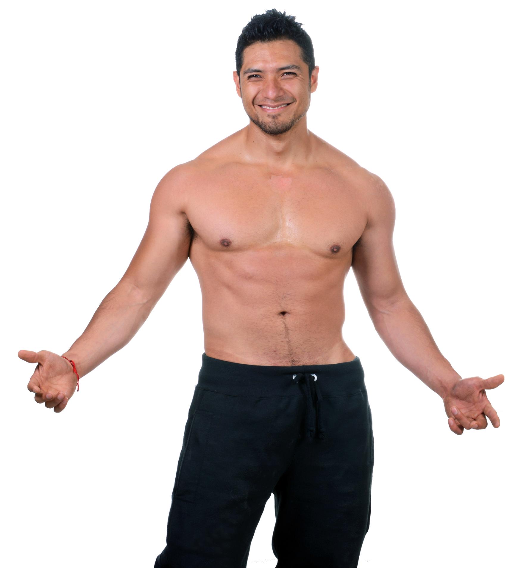 Man Fitness PNG Transparent I