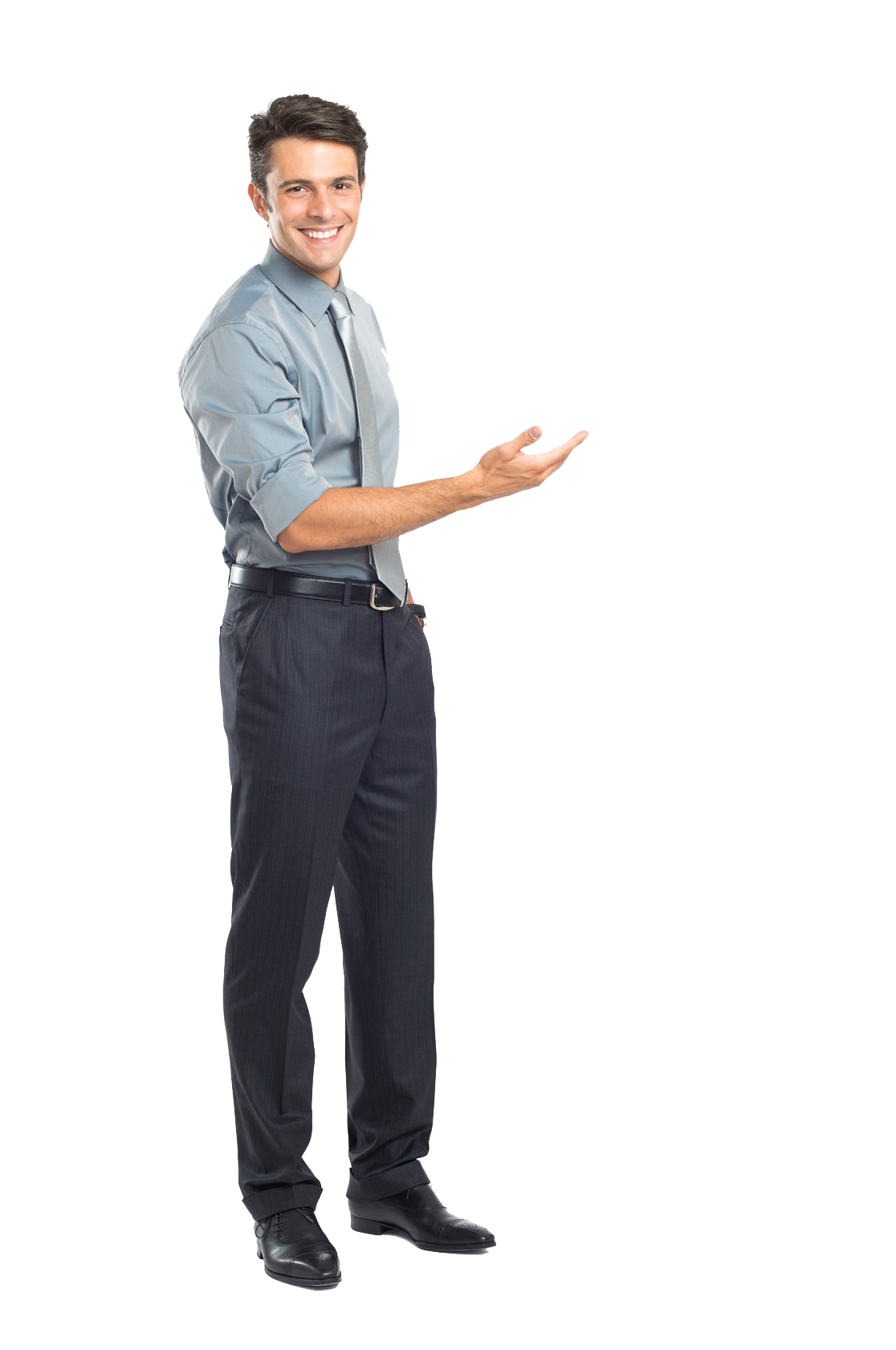 Man Transparent Background