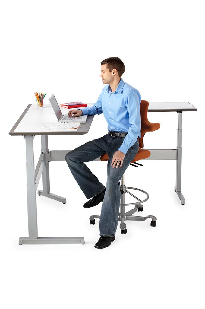 Man Sitting At Desk Png Transparent Man Sitting At Desk