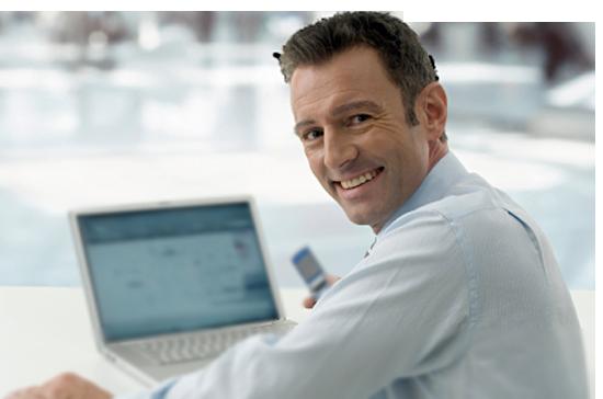 Man Using Computer PNG - 80192