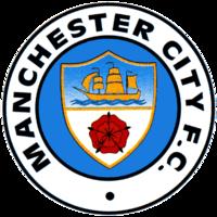 Manchester City FC logo (1972-1976, 1981-1997) - Manchester City Fc PNG