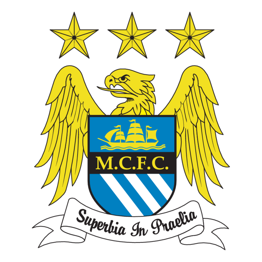 Manchester City Logo PNG - 32566