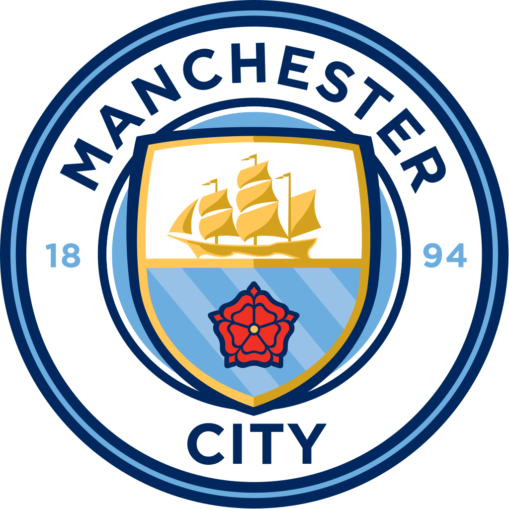 Logo of Manchester City FC