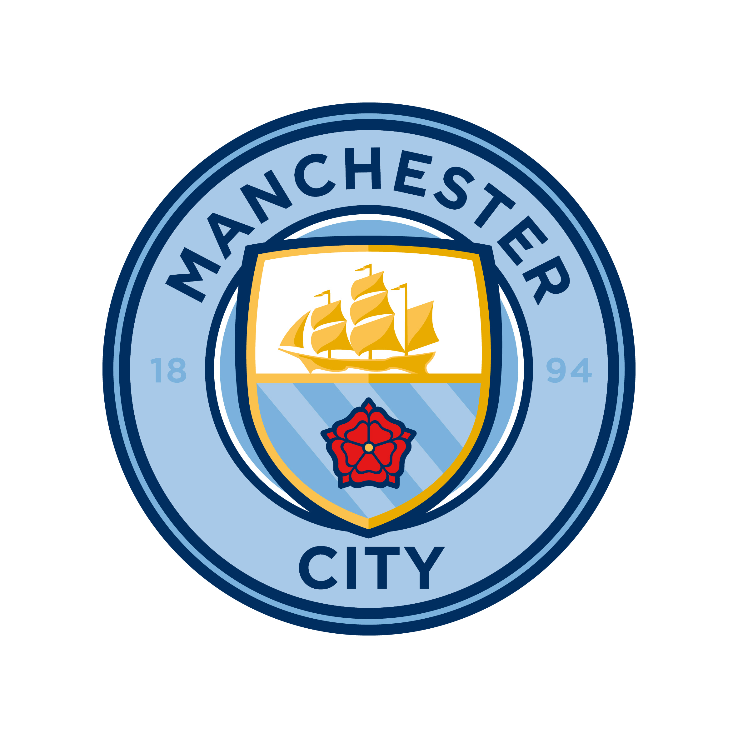 Manchester City Logo PNG - 32555
