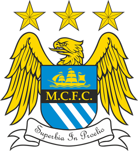 Manchester City Logo PNG - 32553