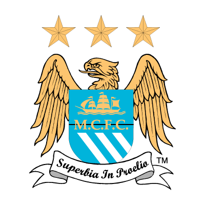 Manchester City logo vector free . - Manchester City Logo PNG