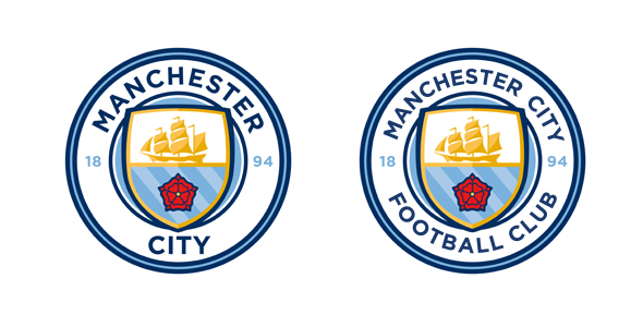 Manchester City Logo PNG - 32564