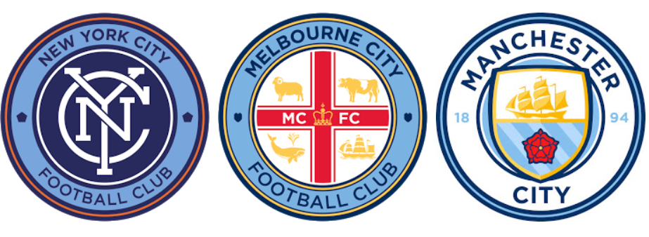 Manchester Cityu0027s new crest is not only inspired by the old ones, it also  comes with the same style as the logos used by the other clubs of the City  PlusPng.com  - Manchester City PNG