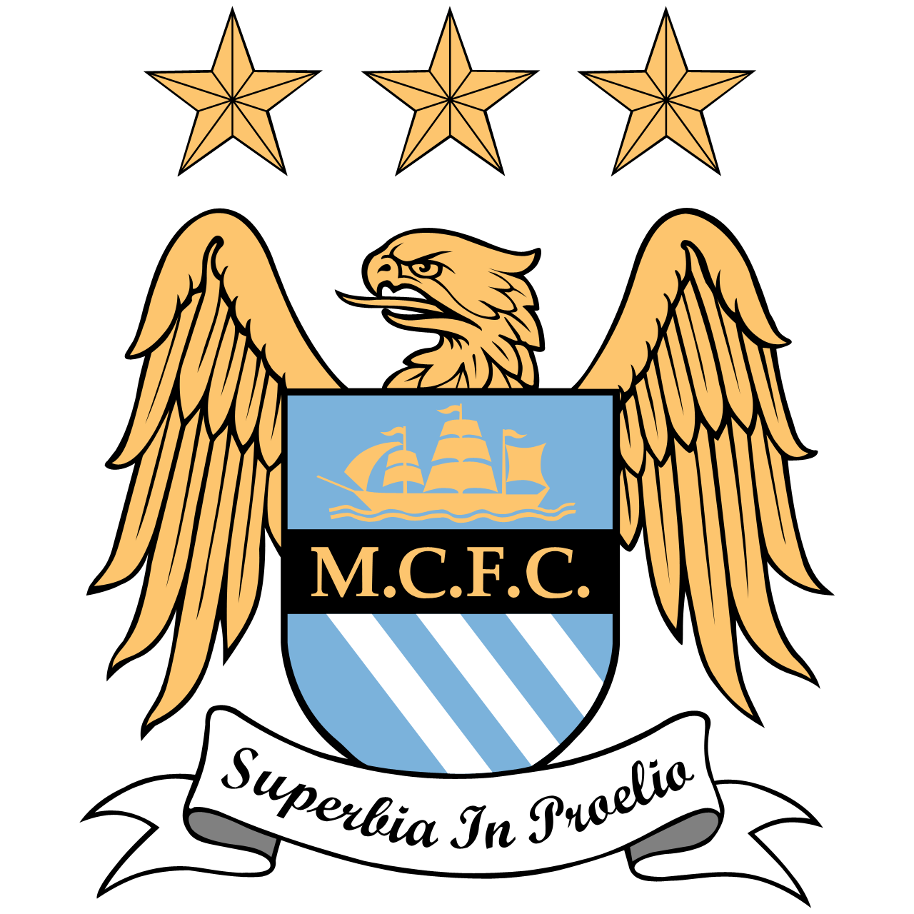 Manchester City.png - Manchester HD PNG