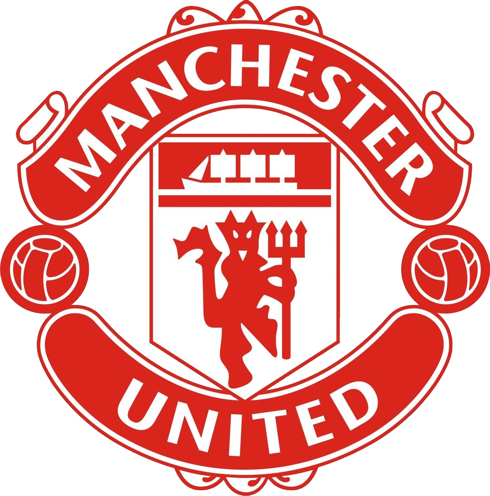 manchester united logo png 6 - Manchester HD PNG