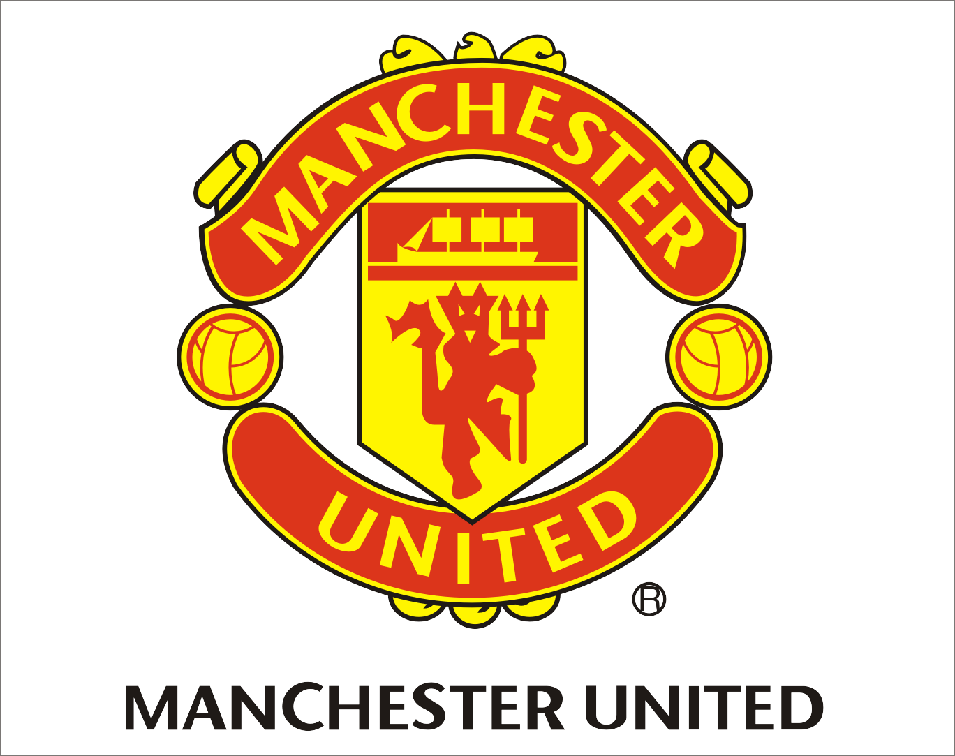 Manchester United Logo Design - http://manchesterunitedwallpapers pluspng.com/ manchester-united - Manchester United Logo PNG