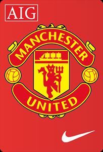 Manchester United Logo PNG - 17233