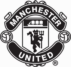 United Tickets, Manchester United, Airline Flights, Silhouette Projects,  Terrarium, Vectors - Manchester United Logo PNG