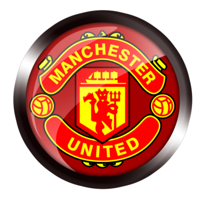 manchester united logo 30336poster.png - Manchester United PNG