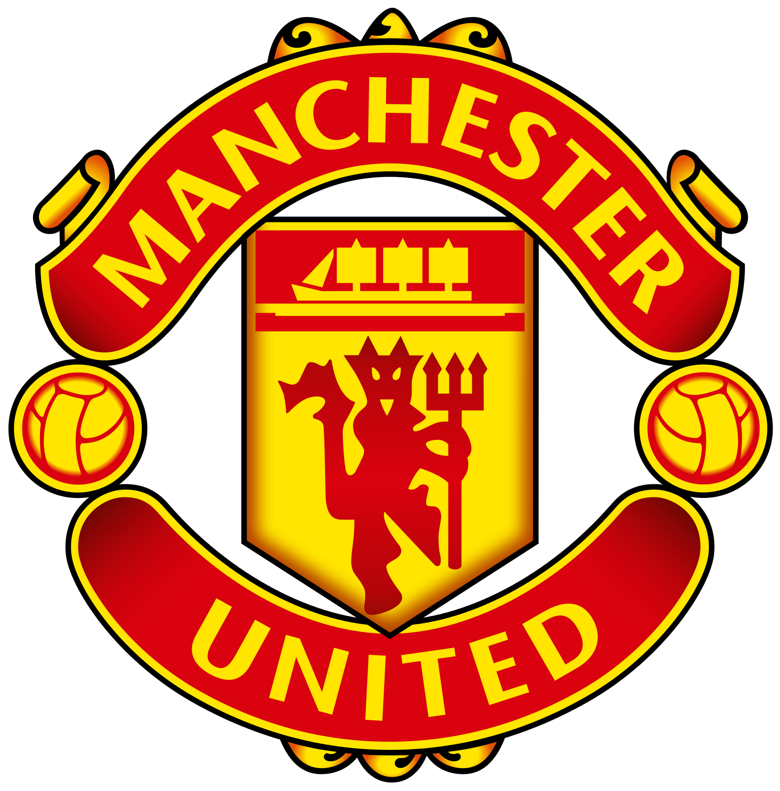 Manchester United logo PNG