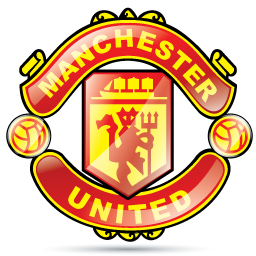 Manchester United (PNG, ICO u0026 ICNS) 256x256 - Manchester United PNG