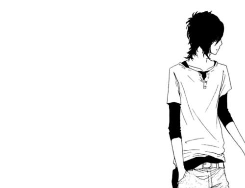 Manga Boy PNG-PlusPNG.com-500 - Manga Boy PNG