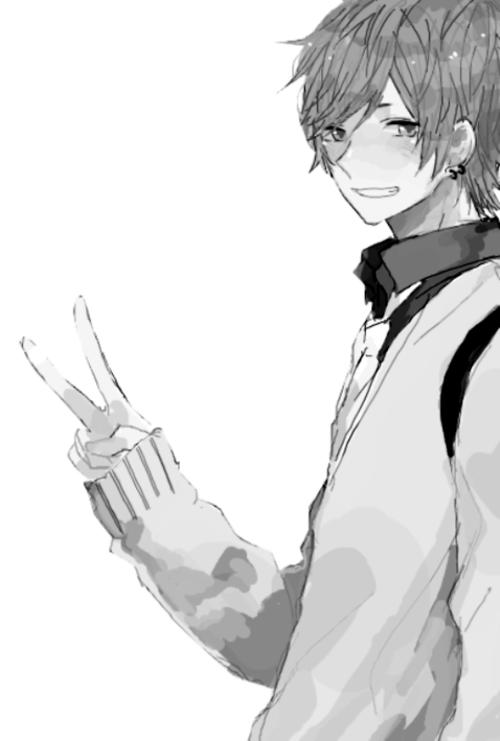 Manga - Manga Boy PNG