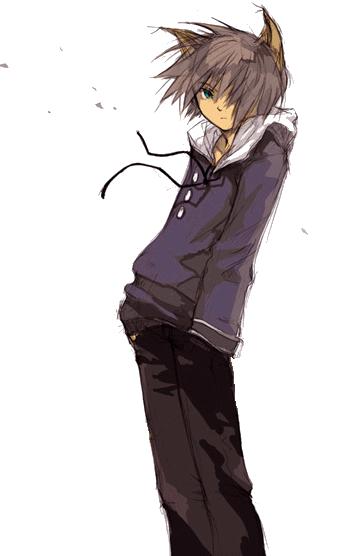 Manga Boy Picture PNG Image - Manga Boy PNG