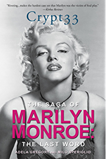 Crypt 33: The Saga of Marilyn Monroe: The Last Word - Marilyn Monroe PNG