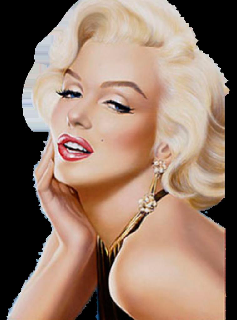 MARILYN MONROE - Marilyn Monroe PNG