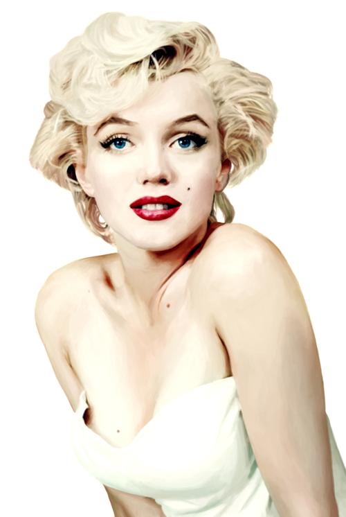 Marilyn Monroe PNG - 27855