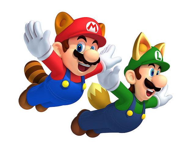 Mario And Luigi PNG - 88716