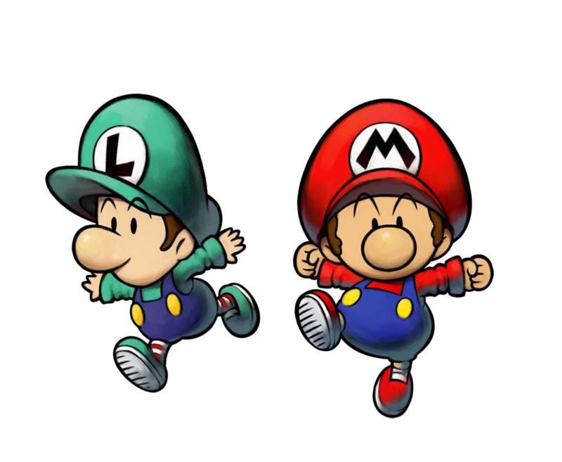 Mario And Luigi PNG - 88713