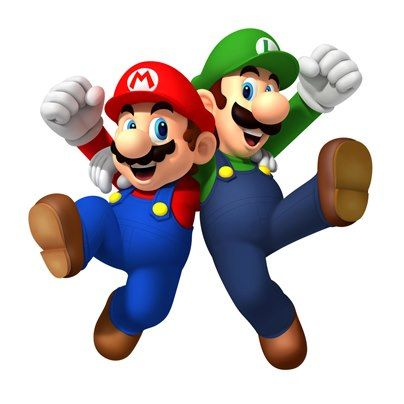 Mario And Luigi PNG - 88707