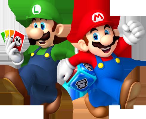 Mario And Luigi PNG - 88711