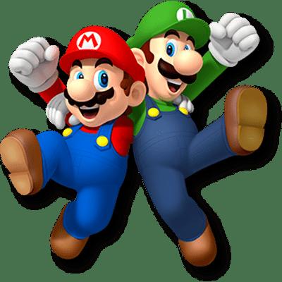 Mario Bros PNG-PlusPNG.com-400 - Mario Bros PNG