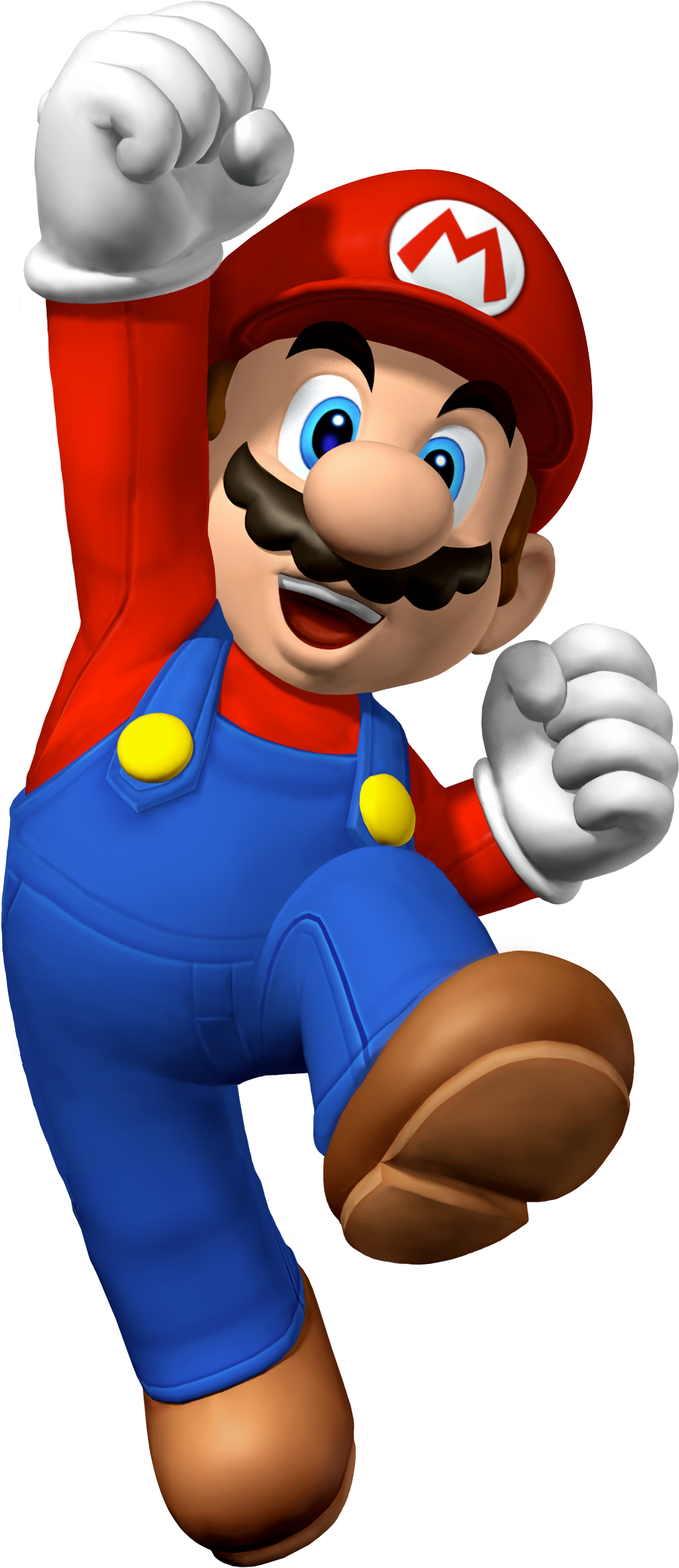 Mega Mario (New Super Mario B