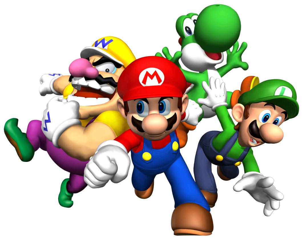Mario Bros PNG - 171935
