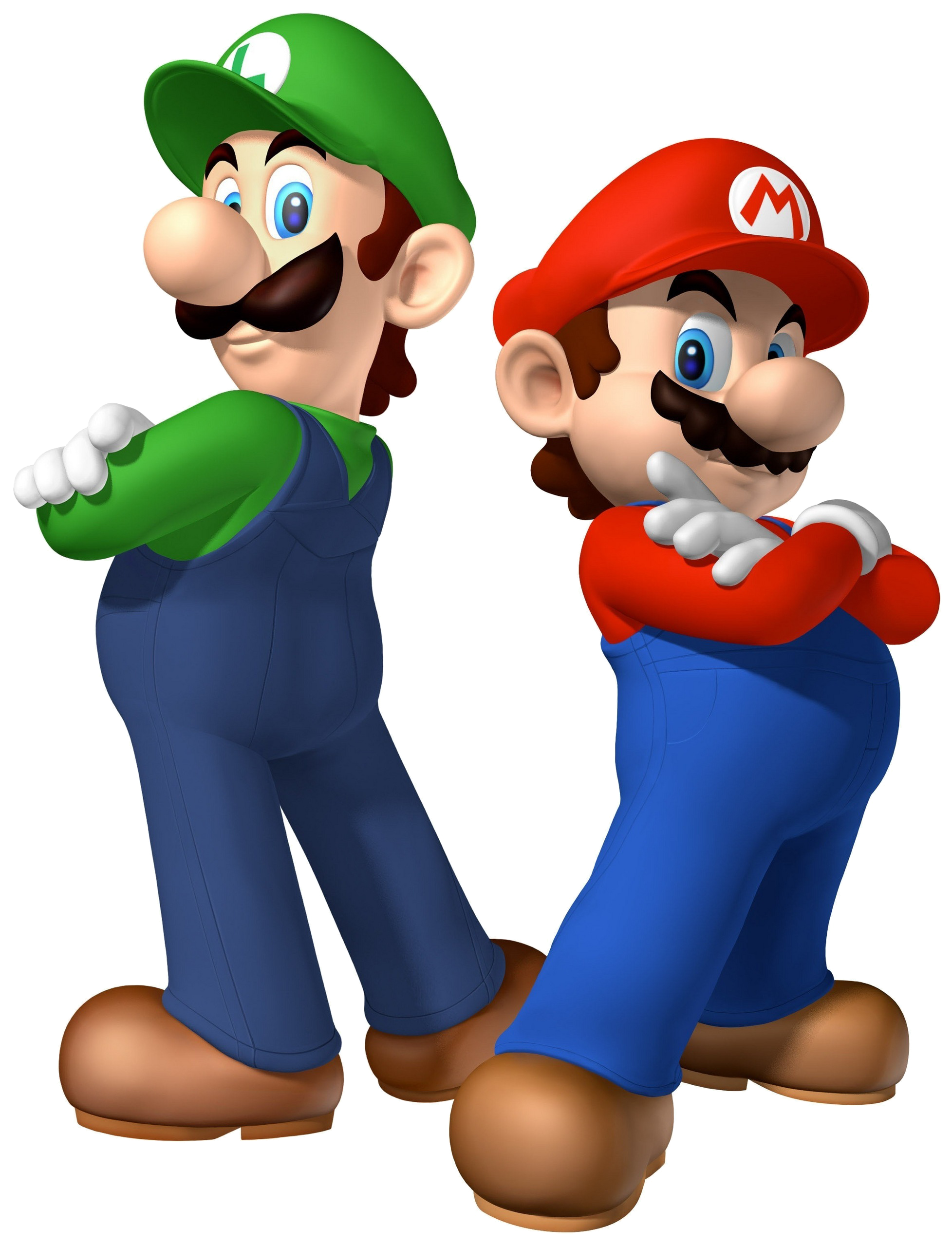 Mario Bros Transparent Background - Mario Bros PNG