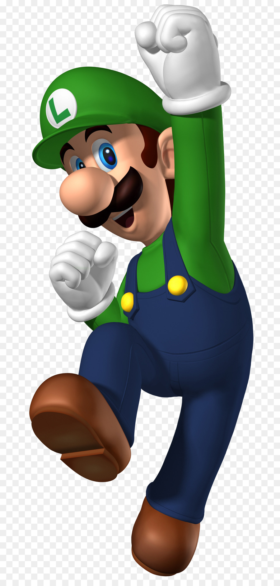 New Super Mario Bros. 2 New Super Mario Bros. 2 New Super Mario Bros. U -  Luigi Transparent PNG - Mario Bros PNG