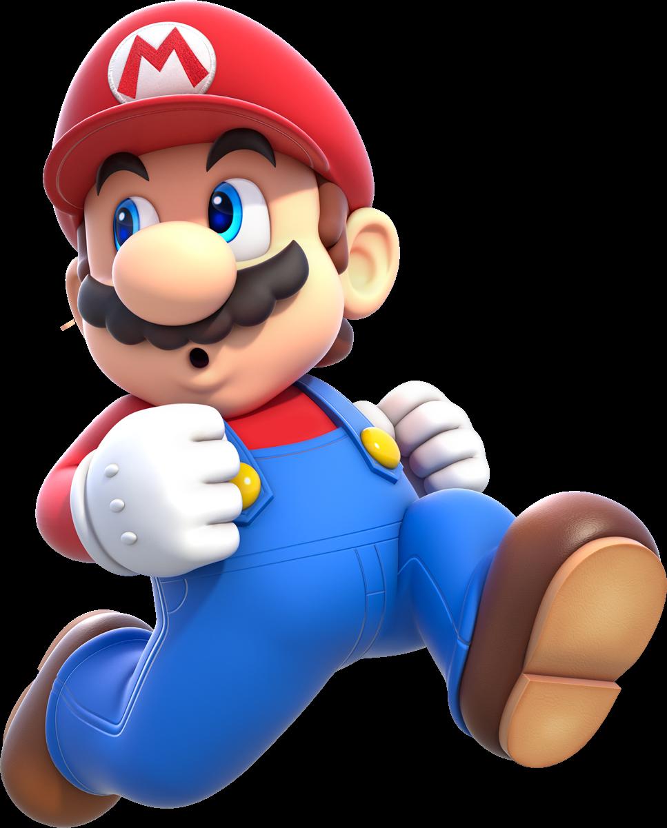 Mario HD PNG - 96299