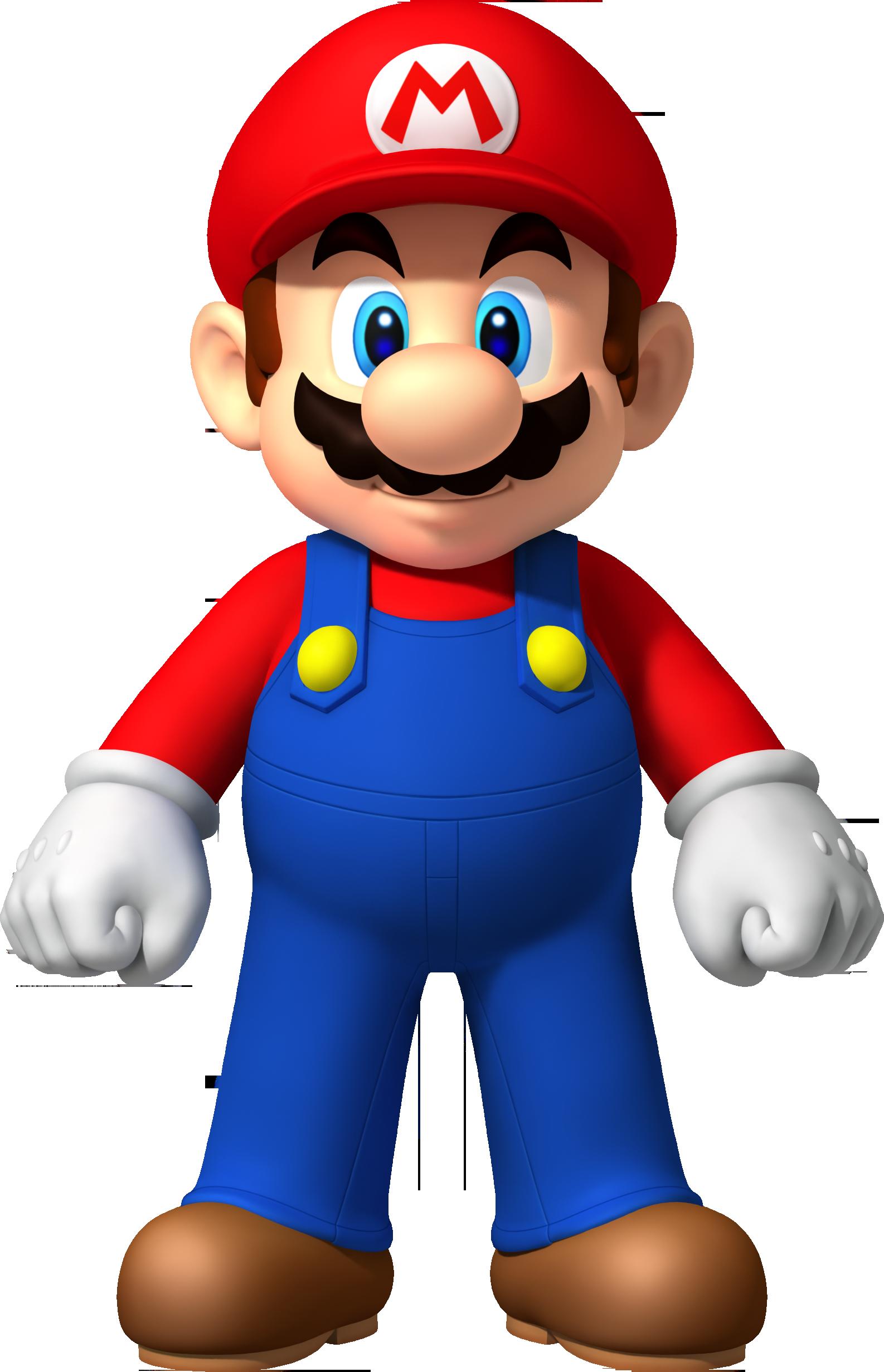 Mario HD PNG-PlusPNG.com-2177