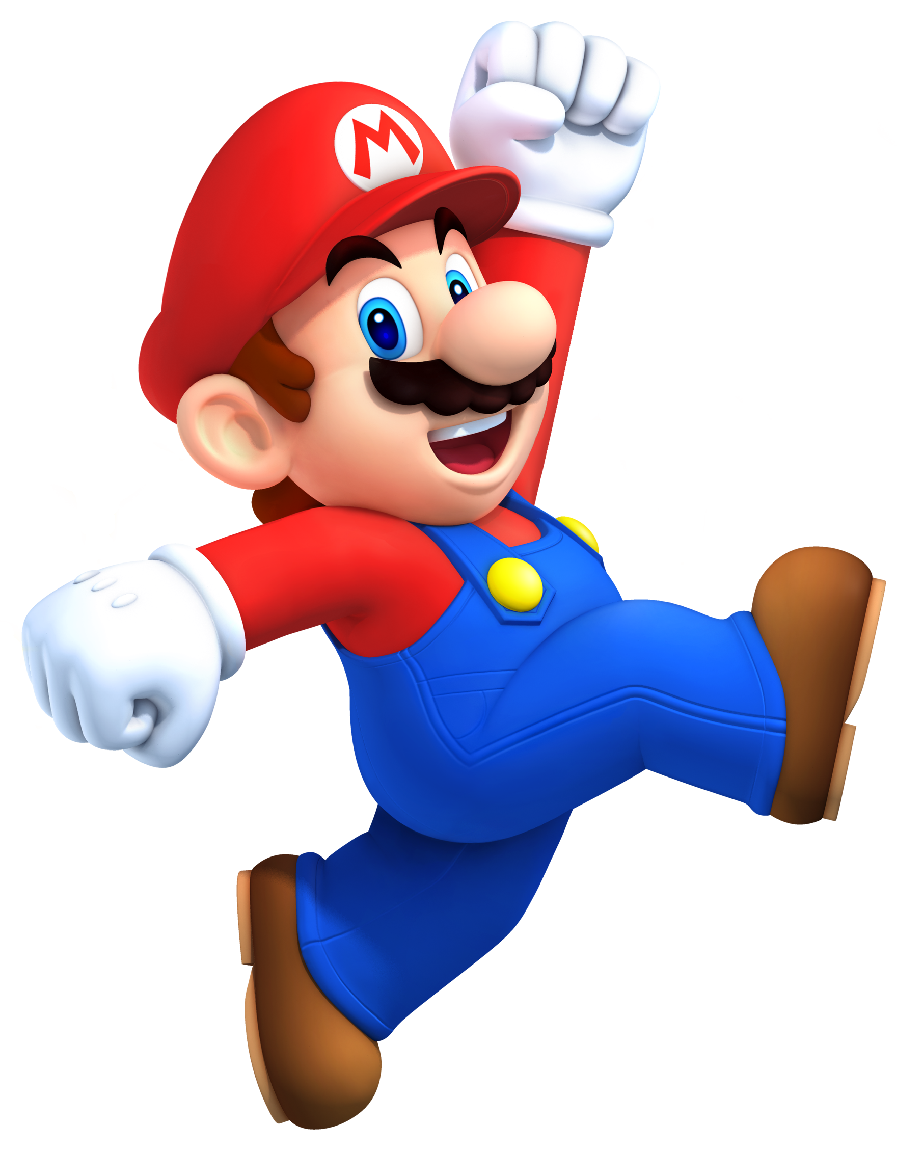 Mario Bros PNG Transparent