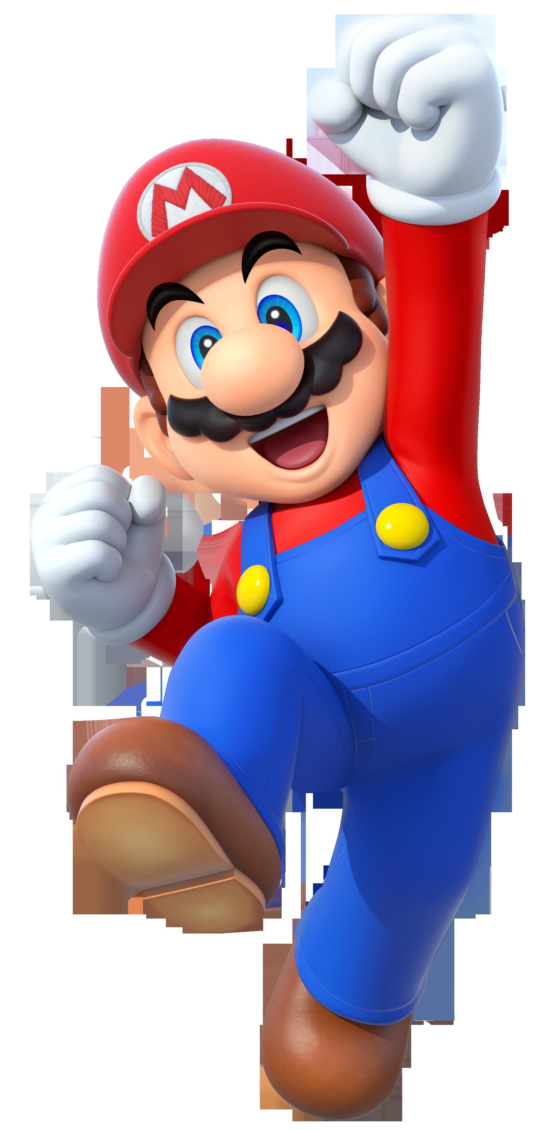 Mario HD PNG - 96304