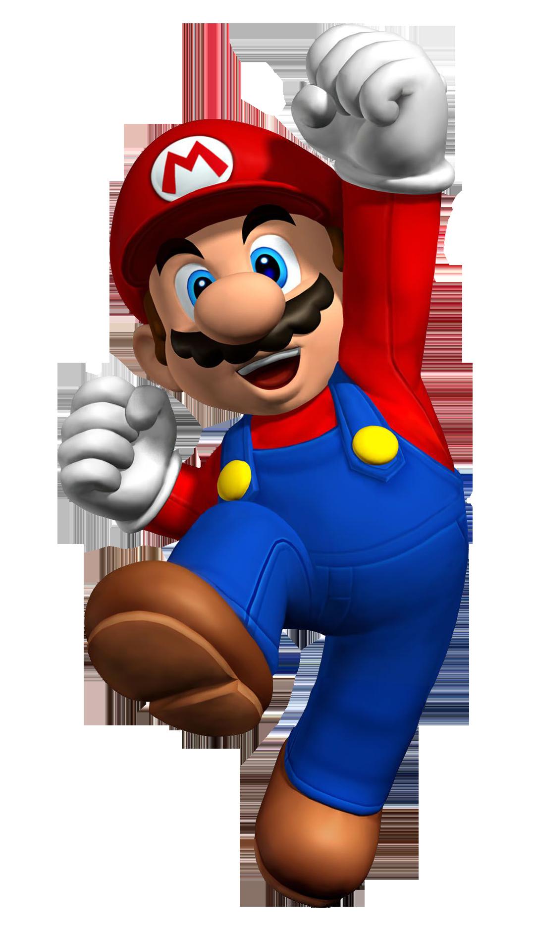 Mario HD PNG - 96295