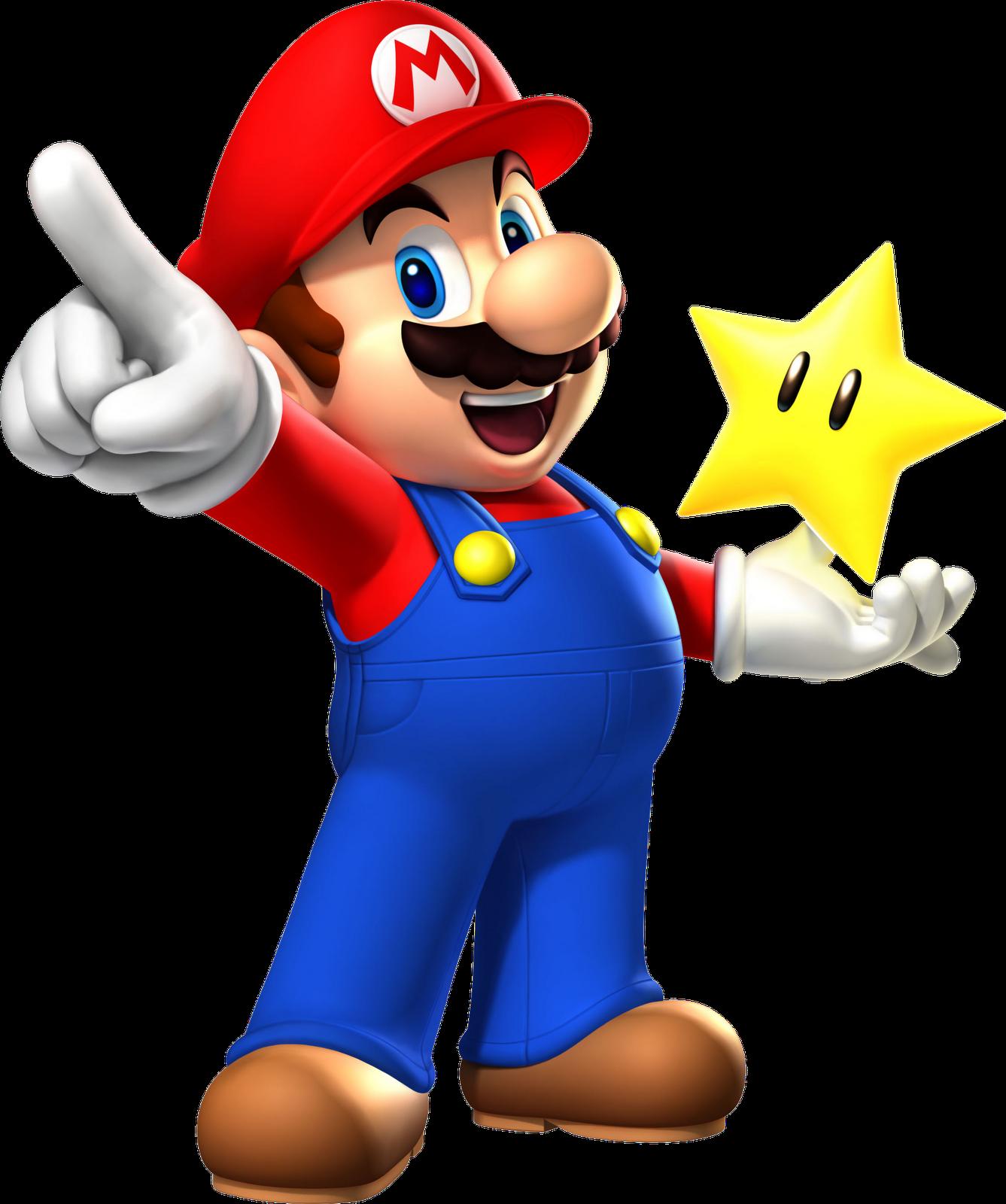 Mario HD PNG - 96298