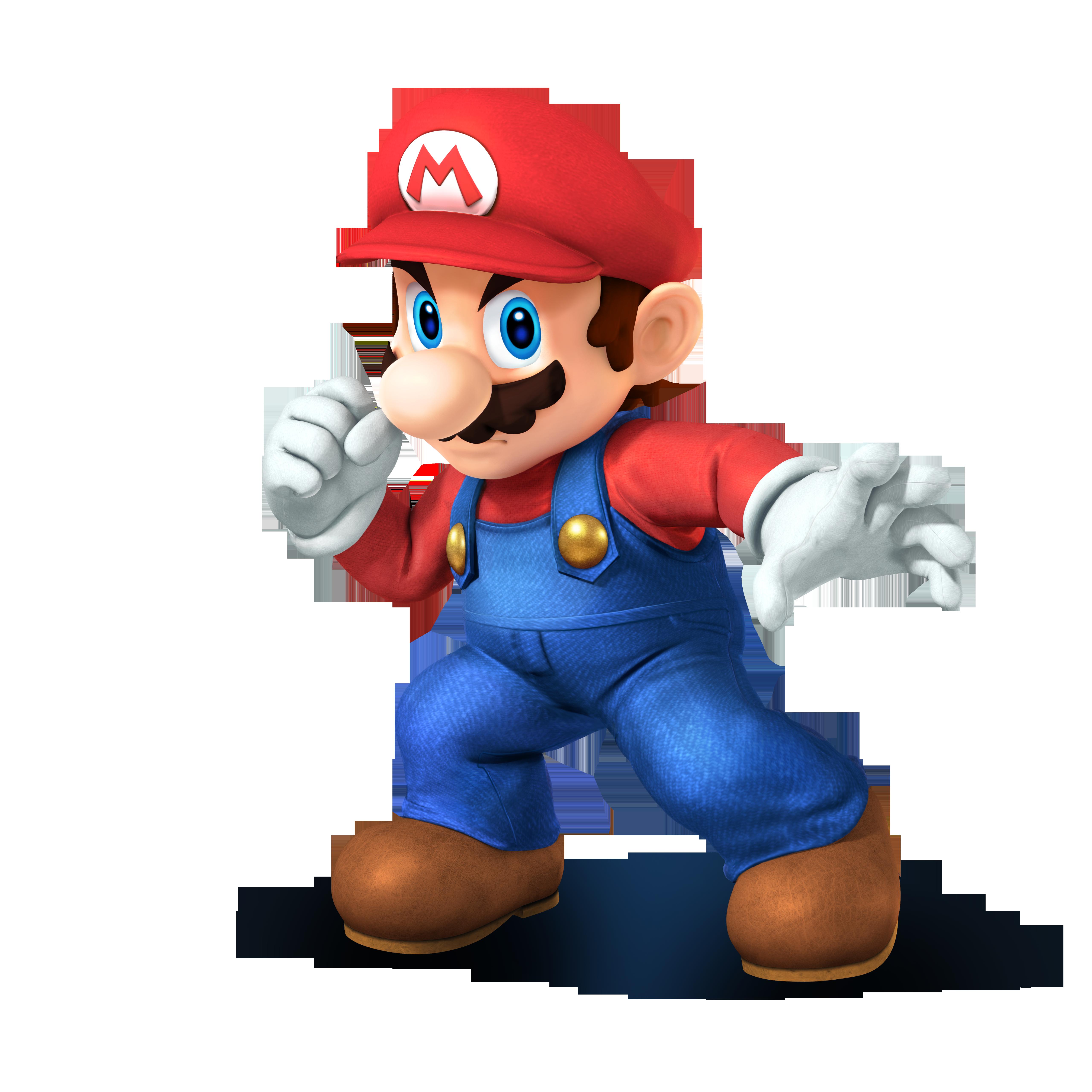 Mario HD PNG - 96297