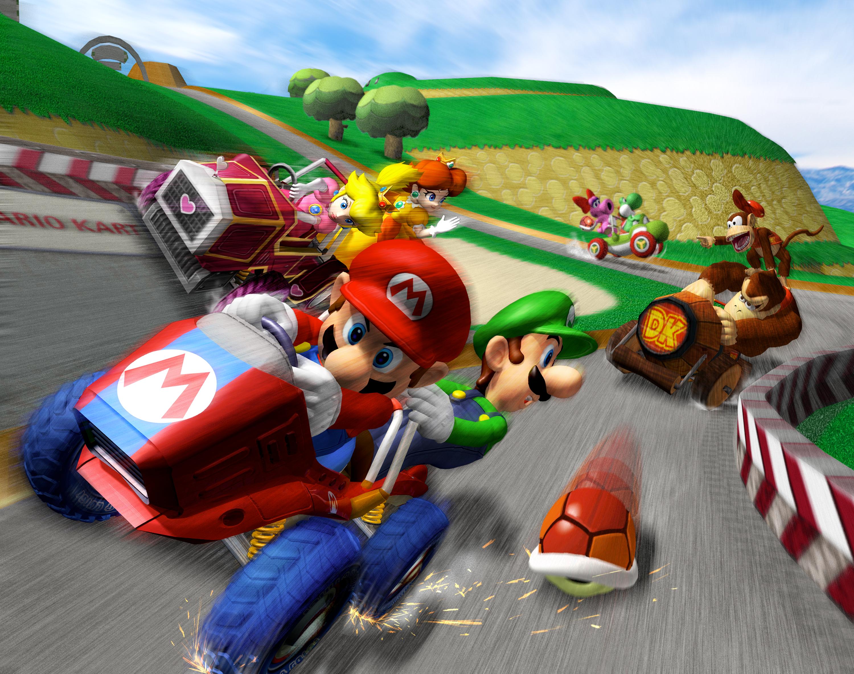 HD Wallpaper | Background Image ID:865505 - Mario Kart PNG HD