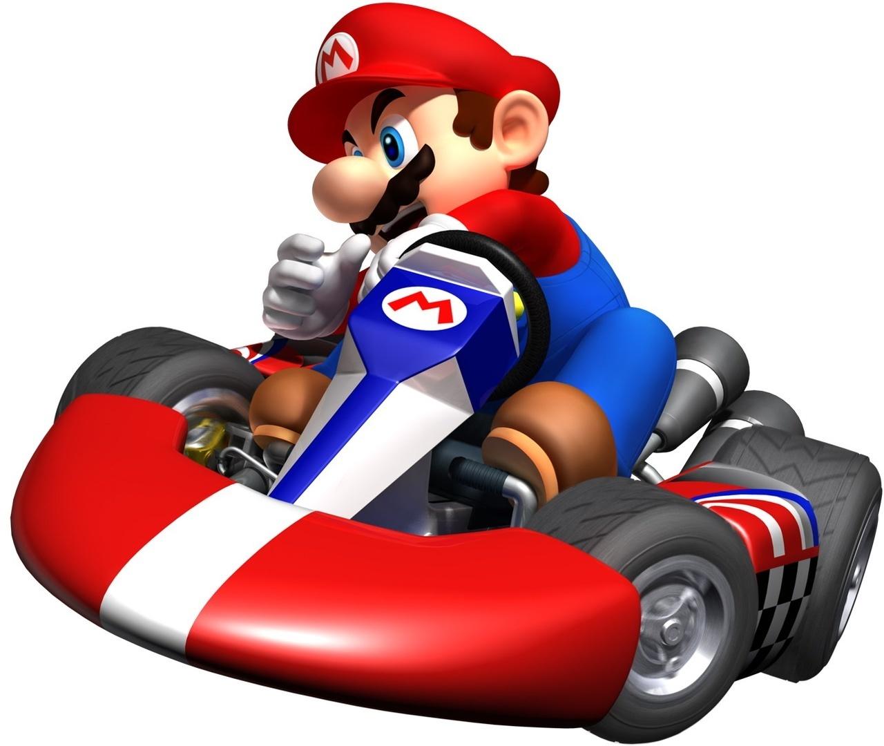Mario and Luigi images Mario Kart Wii HD wallpaper and background photos - Mario Kart PNG HD