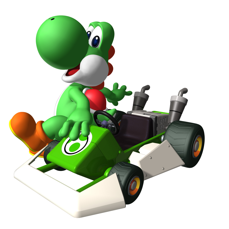 Mario Kart 11634 - Mario Kart PNG HD