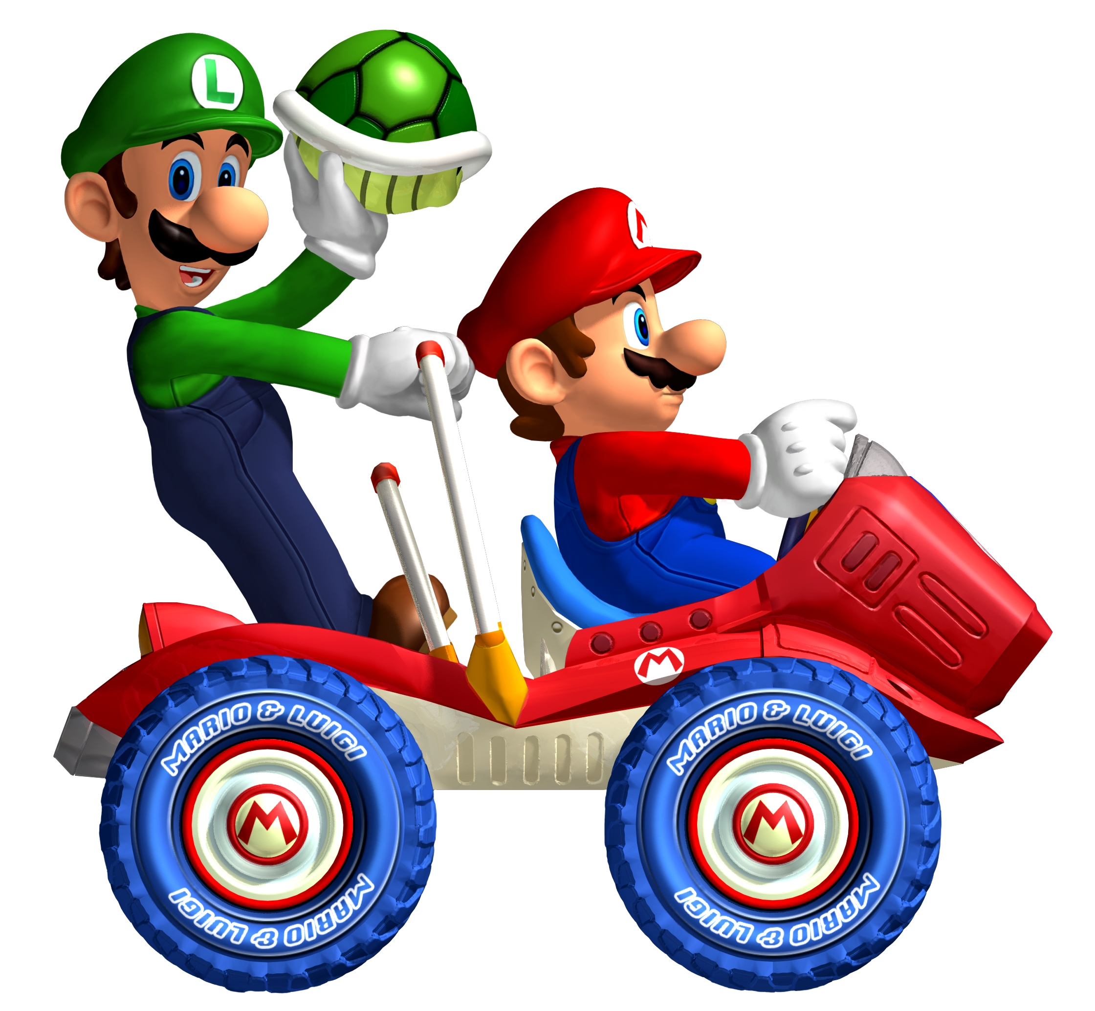 Mario Kart PNG HD - 128527