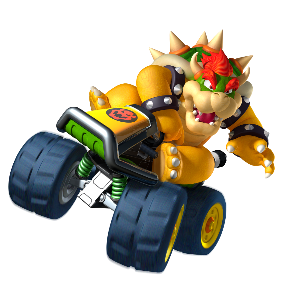Mario Kart PNG HD - 128520